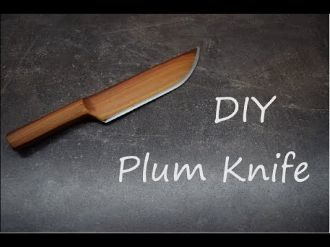knifemaking how to make a kitchen knife funnycat tv make a kitchen knife out of an old circular saw blade
