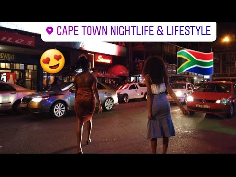 South Africa Nightlife - $6 U.S.D  ( Cape Town  ) || iam_marwa