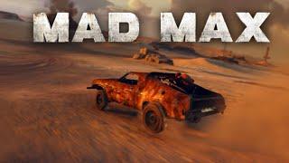 MAD MAX - A Insanidade Começou