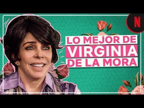 La Casa de las Flores   Virginia de la Mora: Momentos memorables