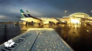 A day in the life of WestJet