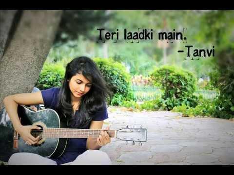 Teri laadki main-Sachin Jigar|Cover By Tanvi Marodia
