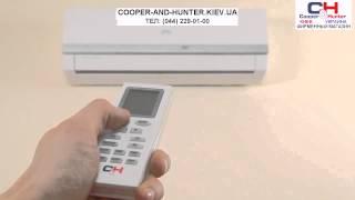 КОНДИЦИОНЕР cooper&hunter cozy ch s09lhr2(Заказ можно сделать в фирменном салоне Cooper&Hunter КИЕВ УКРАИНА http://c-h.kiev.ua или по телефону (044)-229-01-00. Кондиционер..., 2014-01-12T23:19:12.000Z)