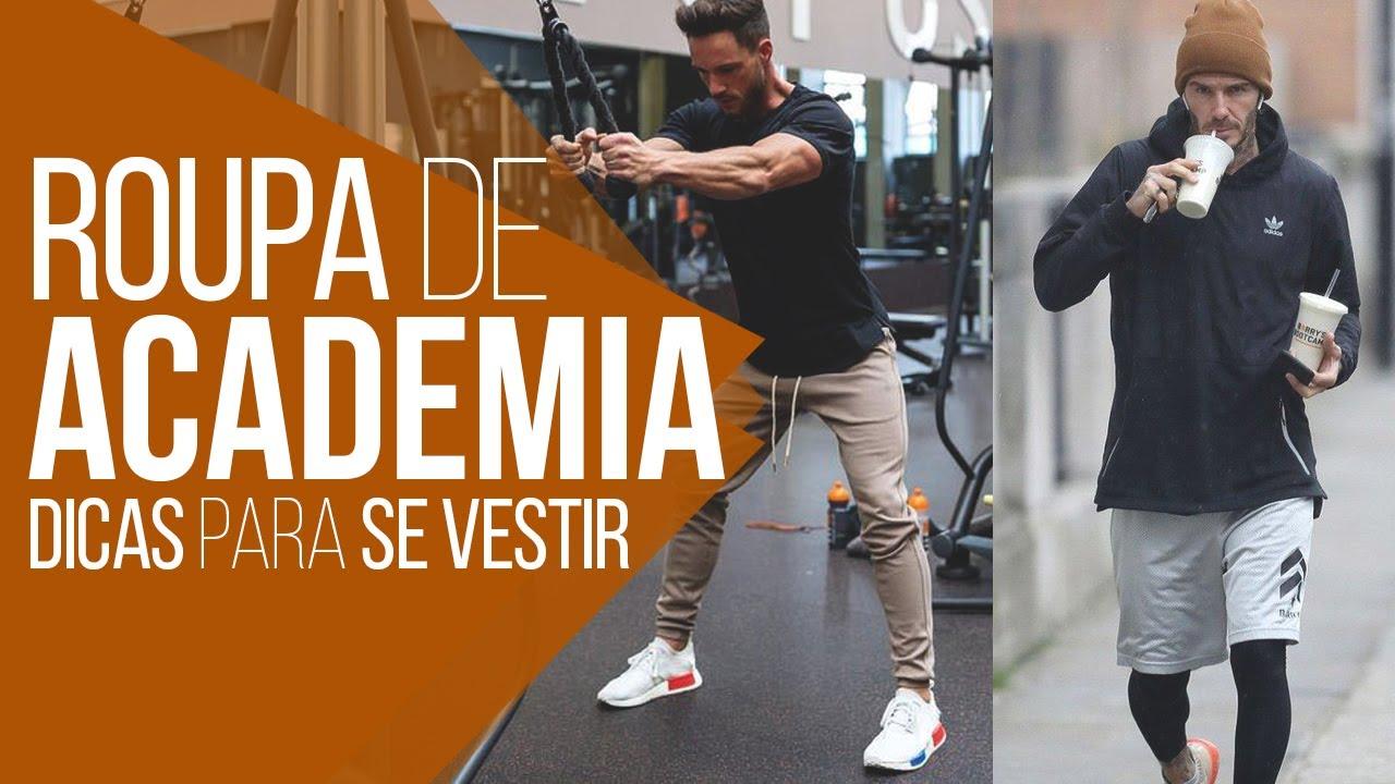 0638579cc8 💪 Roupa de Academia Masculina  5 DICAS PARA SE VESTIR -  DicasMM ...