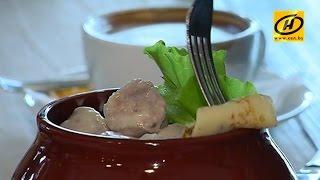 Национальная белорусская кухня для иностранных туристов