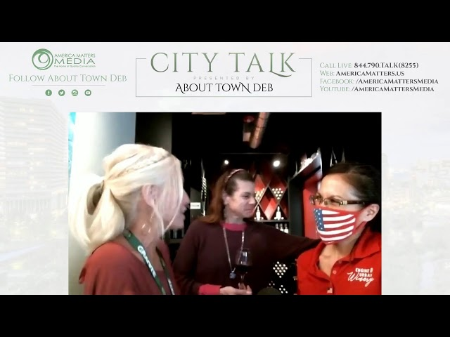 About Town Deb Presents City Talk - 09/16/20