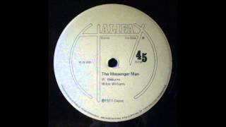 Willie Williams - The Messenger Man 12""