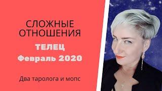 ТЕЛЕЦ. ЛЮБОВЬ. Февраль 2020 г
