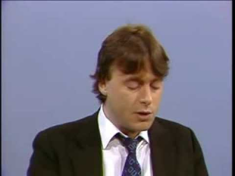 Christopher Hitchens and William F Buckley Jr. (1984)