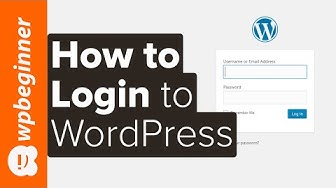 How to Login to WordPress (6 Easy Ways to Access Your Admin Dashboard)
