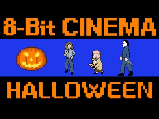Halloween - 8 Bit Cinema