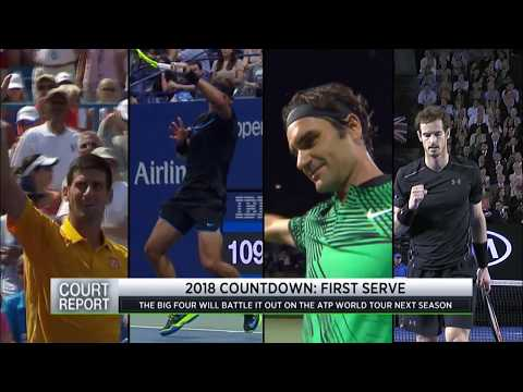 2018 First Serve Countdown: Who Will Finish 2018 ATP World No.1?