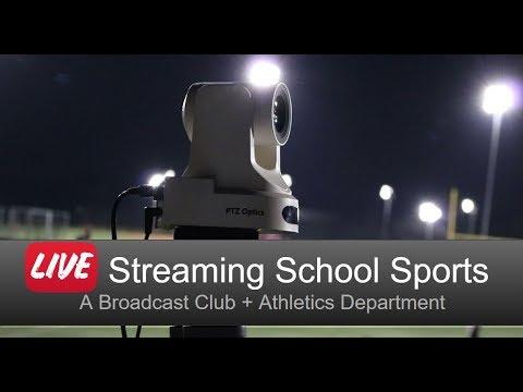 Live Streaming School Sports