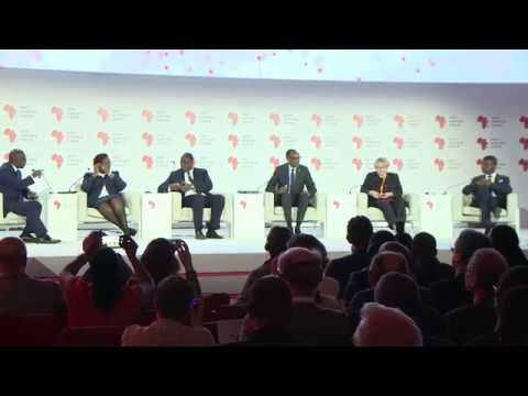 """Leaders Panel on """"Laying the  Groundwork for Knowledge-Led Economies"""""""