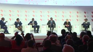"Leaders Panel on ""Laying the  Groundwork for Knowledge-Led Economies"