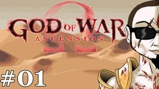 God of War Ascension : Walkthrough / Gameplay #01