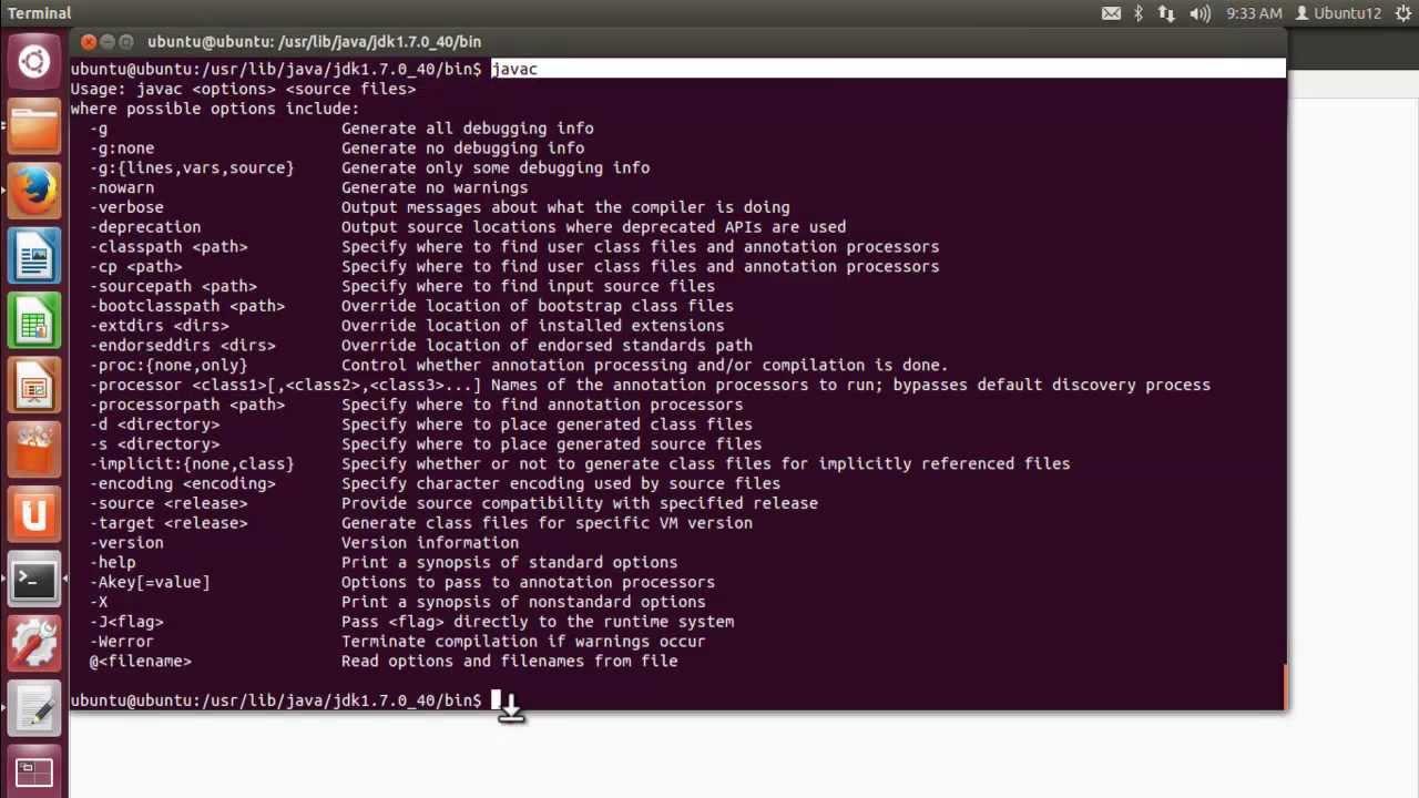 Hadoop Single Node Cluster Setup On Ubuntu - YouTube