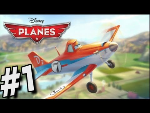 Disney Planes Walkthrough - Disney Planes the Video Game - P