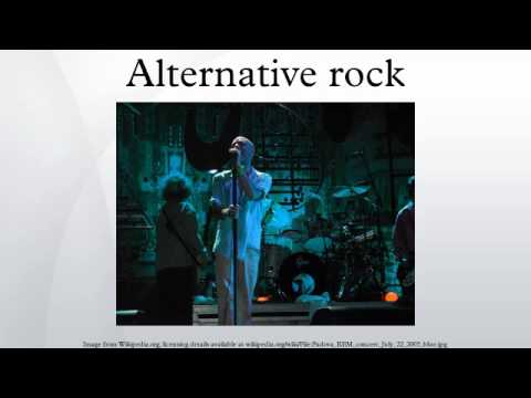 Alternative rock