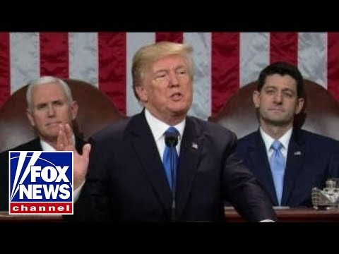 Part 3 of President Trump's 2018 State of the Union Address