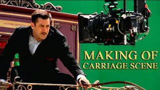 Prem Ratan Dhan Payo | The Making of Carriage Scene | Salman Khan & Sooraj Barjatya