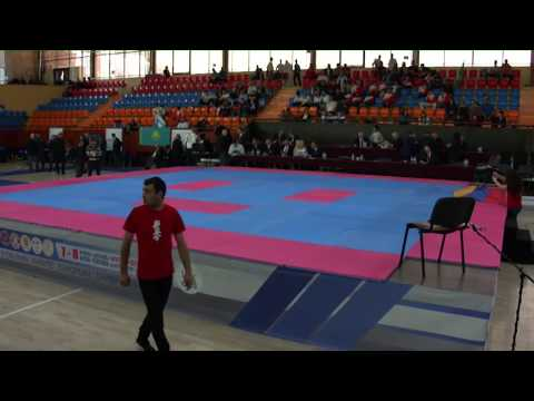 IFK Kyokushin European Open Championship Finals 2018
