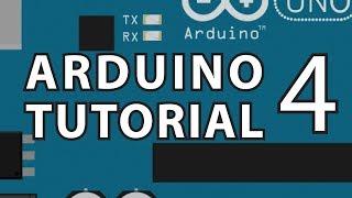 Arduino Tutorial 4 : 7 Segment Display & Theremin