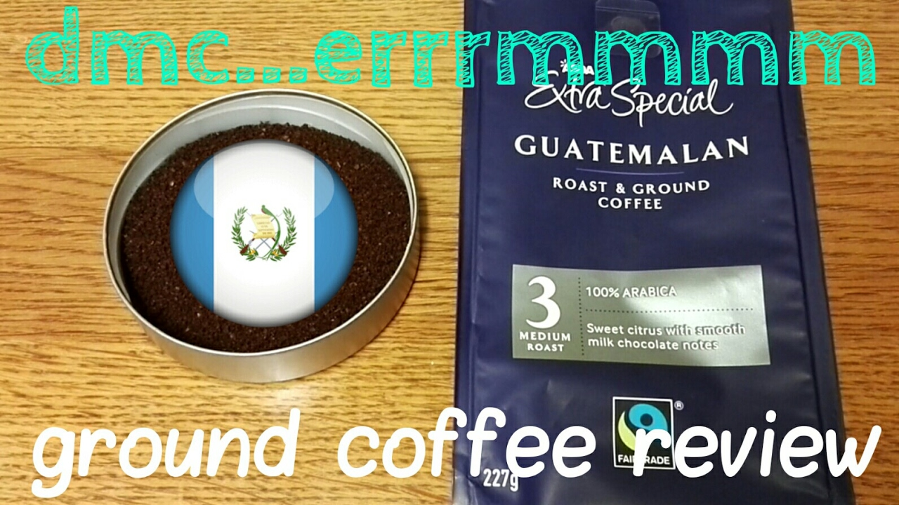 Asda Extra Special Guatamala Roast Ground Coffee Review