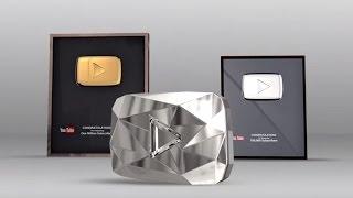 Enam (6) Youtuber yang Sudah Mendapat Diamond Play Button