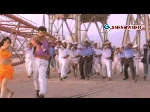 Gharana Mogudu Songs - Bangaru Kodi Petta...