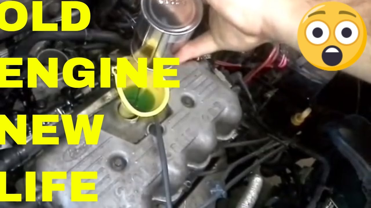 Fix Low Compression And Or Engine Noise For Less 10 00 Engine