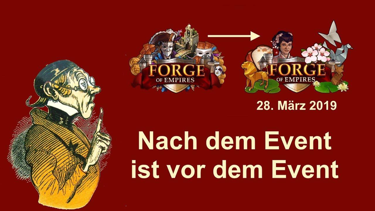Forged Deutsch