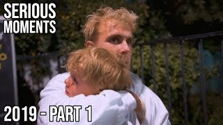 Download Jake Paul and Team 10 Serious Moments 2019 - Part 1 (Arguments, Fights, Trash Talking) Mp3 and Videos
