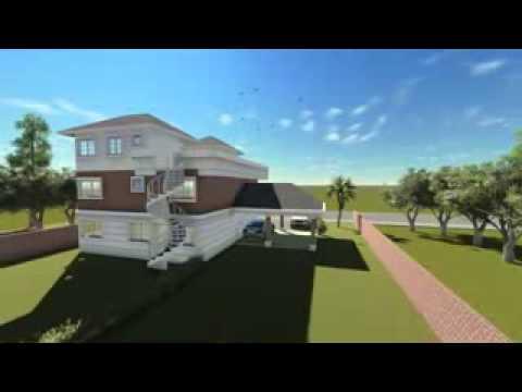 Plan de maison avec ses 4 chambres et 1 suite code 148 for Plan de maison 4 chambres