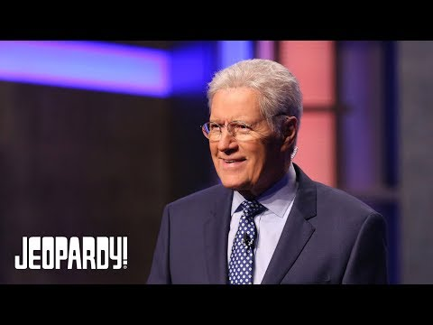 Vic Porcelli - Alex Trebek is Back at Work on Jeopardy!