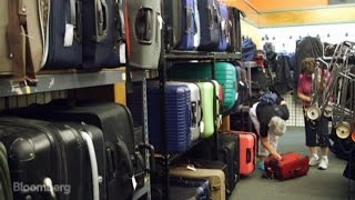 Unclaimed Baggage Center in Scottsboro: Inside the Store