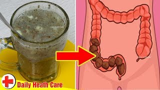 Cleanse Your Intestines and Your Colon After 2 Weeks With This Simple Drink