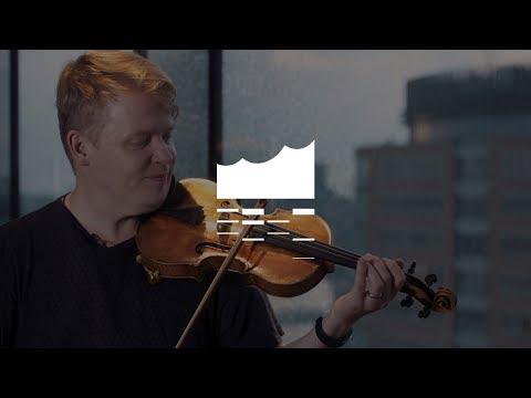 Elbphilharmonie   Interview mit Pekka Kuusisto