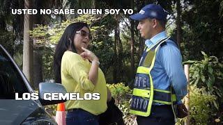 Usted No Sabe quien soy Yo -Los Gemelos Y El Locombo Parrandero (Vídeo Oficial)