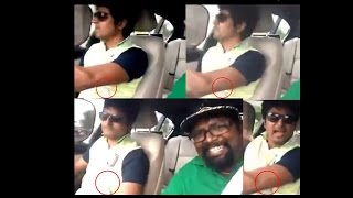 Sivakarthikeyan Was Indeed Wearing His Seat Belt