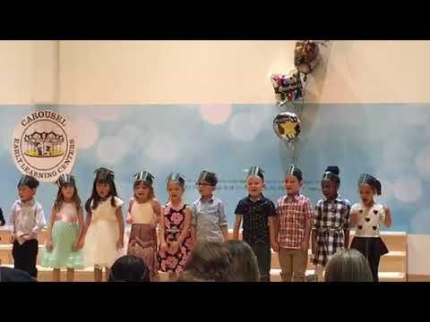 Danny graduation at carousel school Norwood NJ