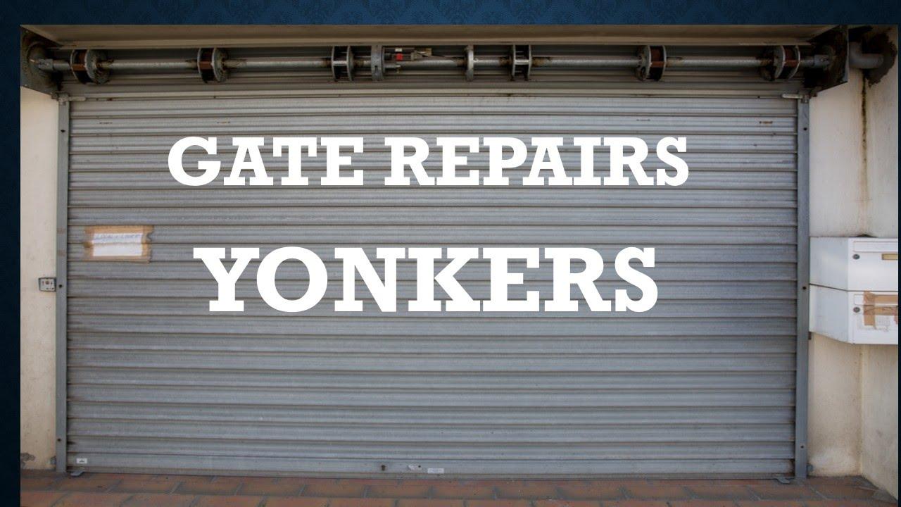 Gate Repair Yonkers NY (914) 205 6141 Rolling Gate Yonkers. Vernonu0027s Garage  Doors