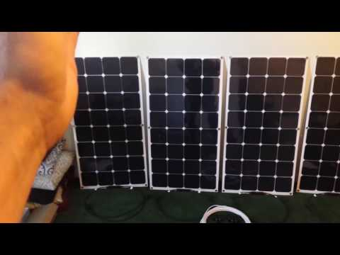 STEALTH VAN VENTURES: Van build part 6: solar system overview