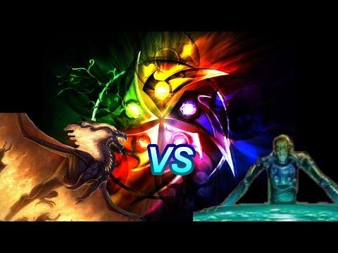EDH Gameplay Prossh, Skyraider of Kher VS Momir Vig, Simic Visionary