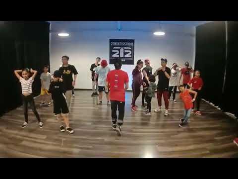 Dancing on BANGUN by Aman Ra
