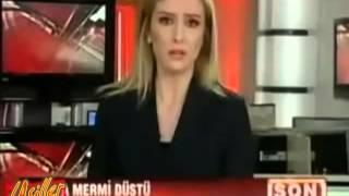 NTV canlı yayınında