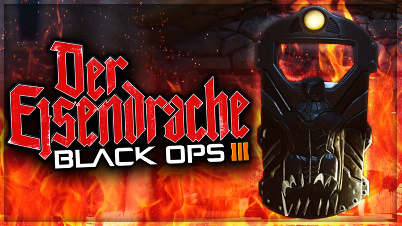 Black Ops 3 All Der Eisendrache Zombie Shield Part Locations
