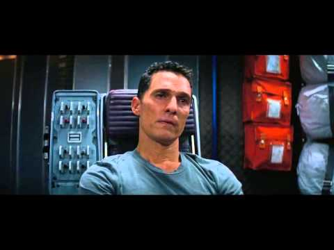 Interstellar - Years of Messages Scene 1080p HD