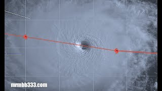 """Hurricane Hector COULD be a CAT 5 -  """"Perfect Storm"""" brewing in Pacific"""