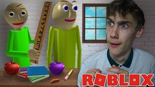 THE SECRET BROTHER OF BALDI! Roblox